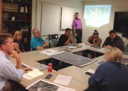 Nora Alliance July 2015 meeting with Keep Indianapolis Beautiful